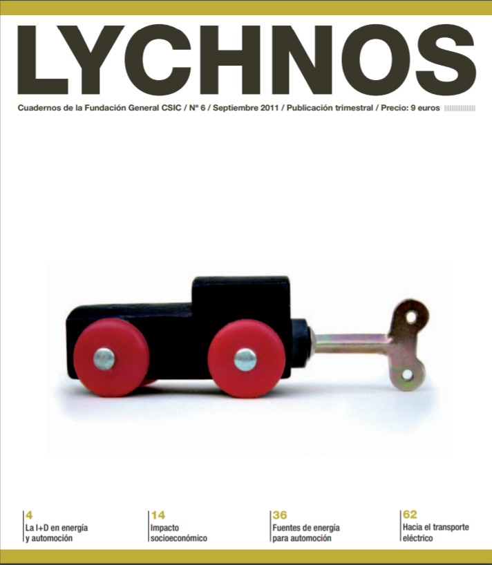 Article on R&D Analysis in energy and automotive (Lychnos journal)
