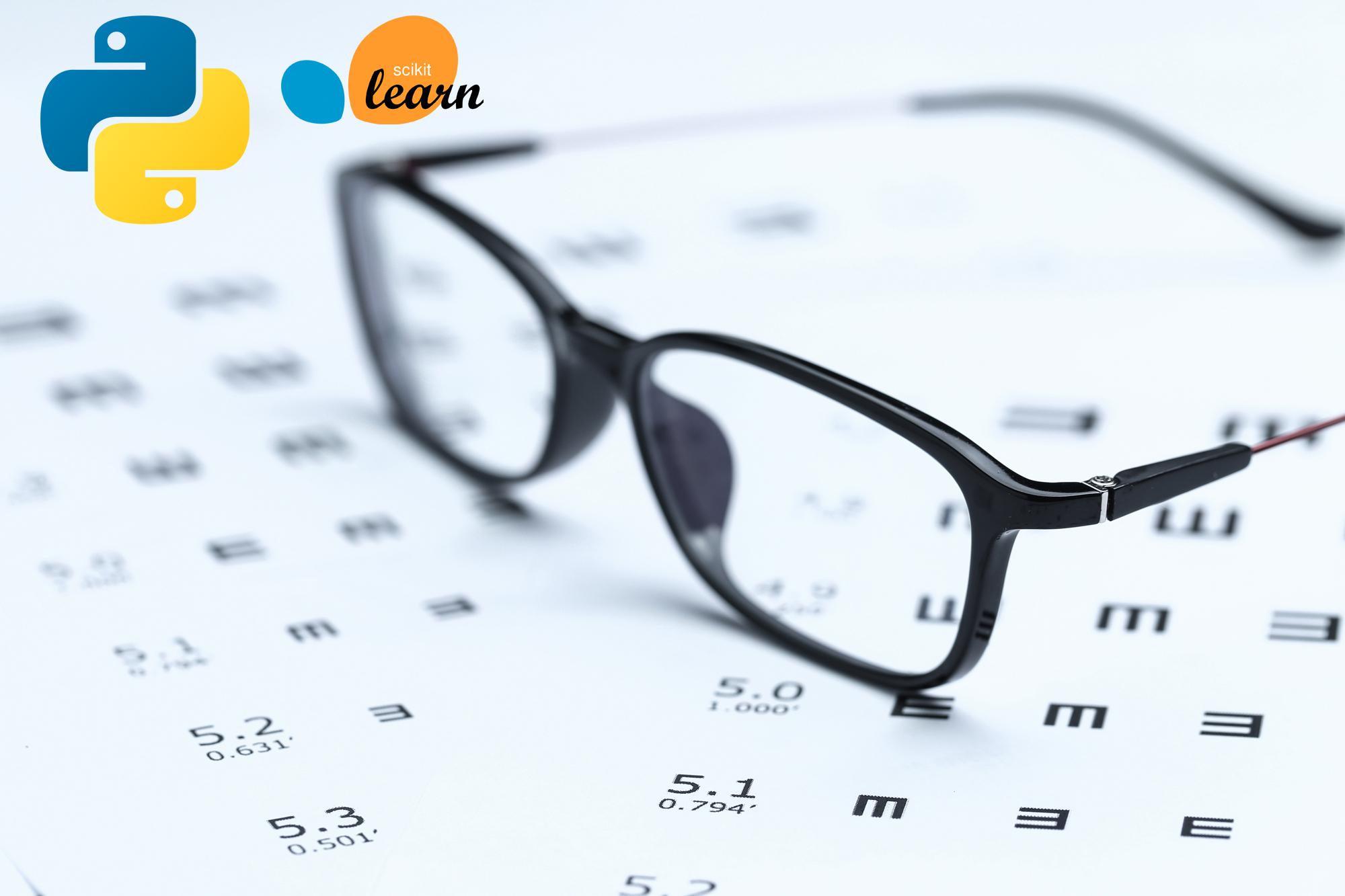 Myopia diagnosis predictios