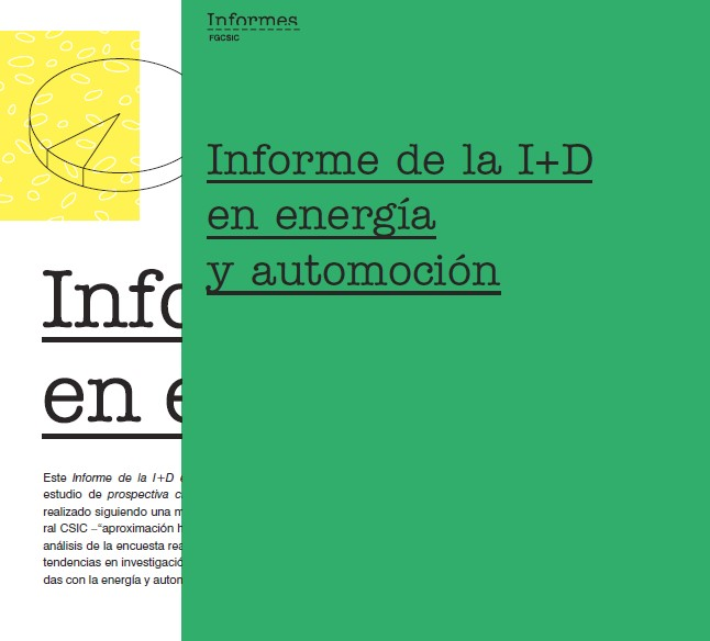 Energy and automotive R&D Analysis Report
