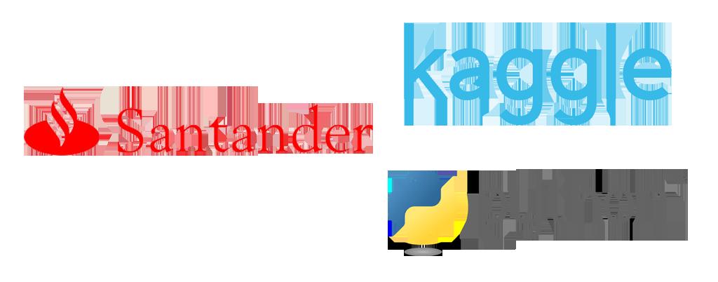 Kaggle Competition Santander bank