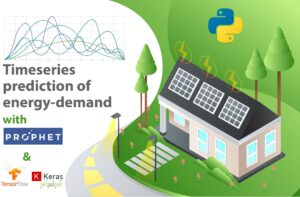 Models for energy-demand time series